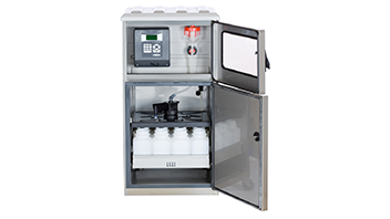 Buhler 4011 Refrigerated Water Sampler