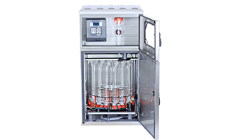 Buhler 4411 Refrigerated Water Sampler (self-emptying)