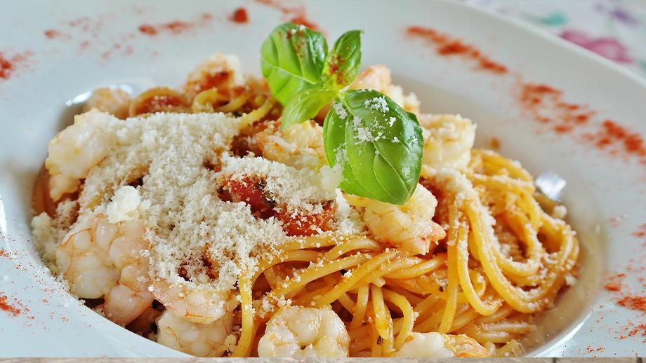 Italian ready meal