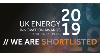 EMS Shortlisted in two Categories at the UK Energy Innovation Awards 2019