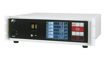 Fuji Electric ZRE MCERTS Multigas Analyser