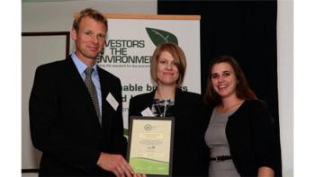 EMS Ltd Receives Green Award