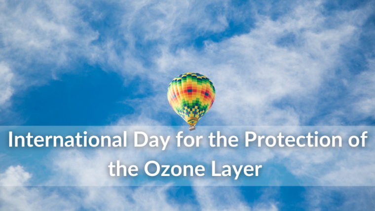 International Day for Protection of the Ozone