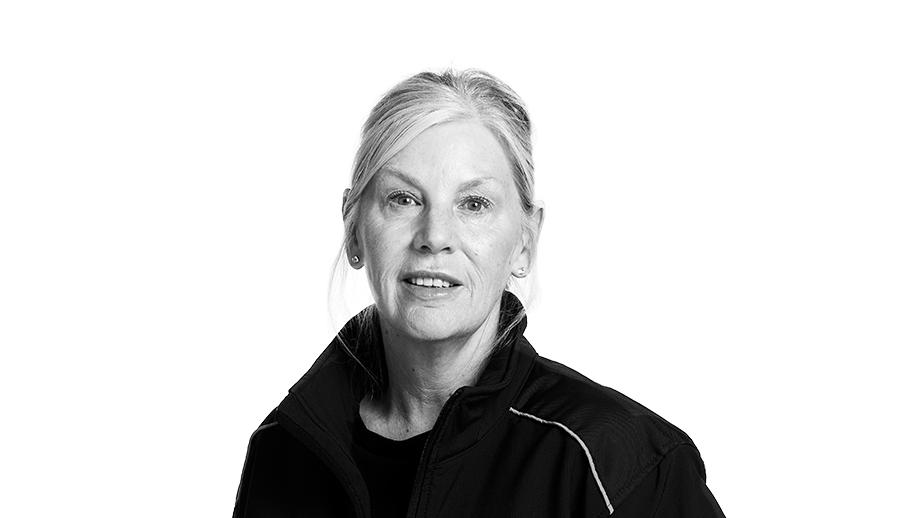 Jane Robinson headshot