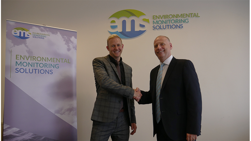 EMS and Envirocare Managing Directors