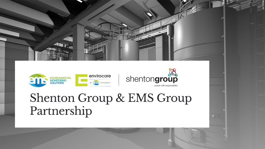 EMS Group and Shentons Group