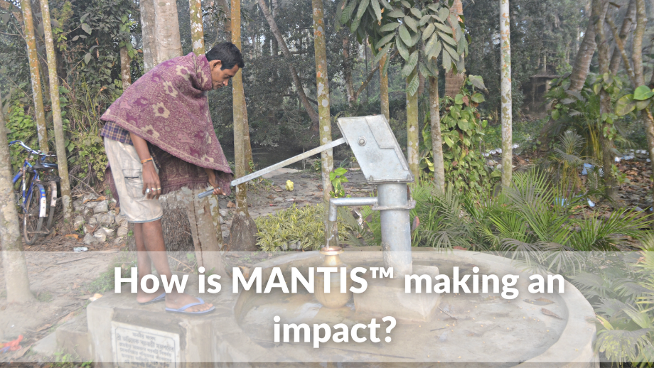 How is MANTIS™ making an impact?