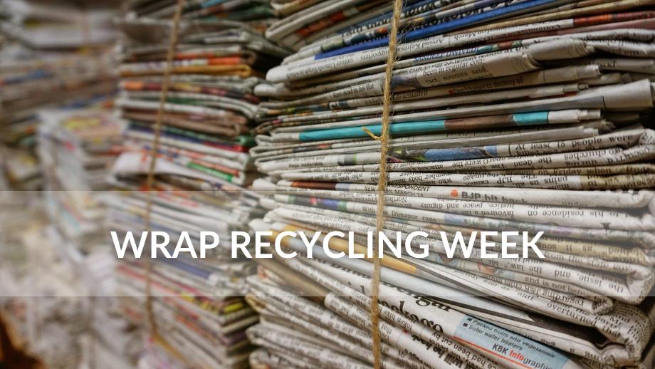Wrap Recycling Week