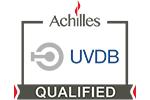 Achilles UVDB Qualified logo