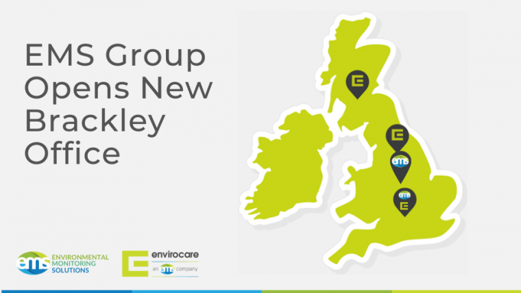 EMS Group Accelerates Growth with Opening of New Brackley Office