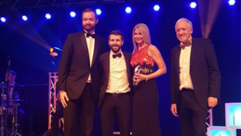 Double Award Win for EMS at the British Chamber Business Awards