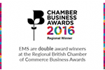 Chamber Buisness Awards logo