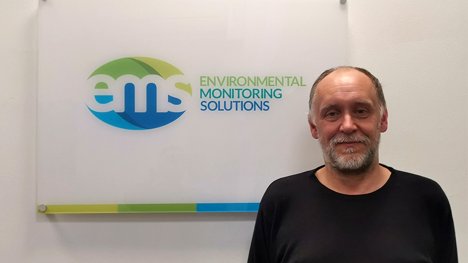 EMS Welcomes John Hall to the Team