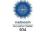 Nebosh Accredited Centre 934 logo