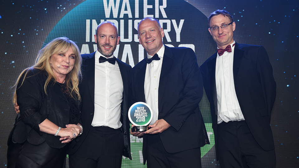 water industry awards